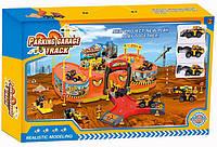 Детский паркинг Строительная техника P5688