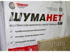 Акустична мінеральна плита Шуманет-БМ