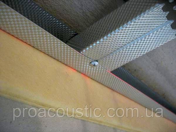 Ленточная звукоизоляционная прокладка Вибростек М-150