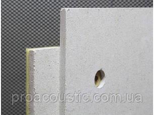 Звукоизолирующая панель для тонких стен и перегородок Саундлайн-ПГП, фото 2