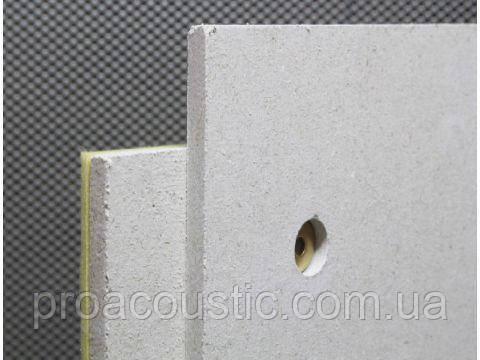 Звукоизолирующая панель для тонких стен и перегородок Саундлайн-ПГП