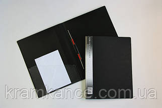 Папка - скоросшиватель EKONOMIX 31201 с карм. 700мкм, фото 2