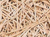 Звукопоглощающие потолочные и стеновые панели из древесной шерсти. Тонкая стружка Troldtekt Fine