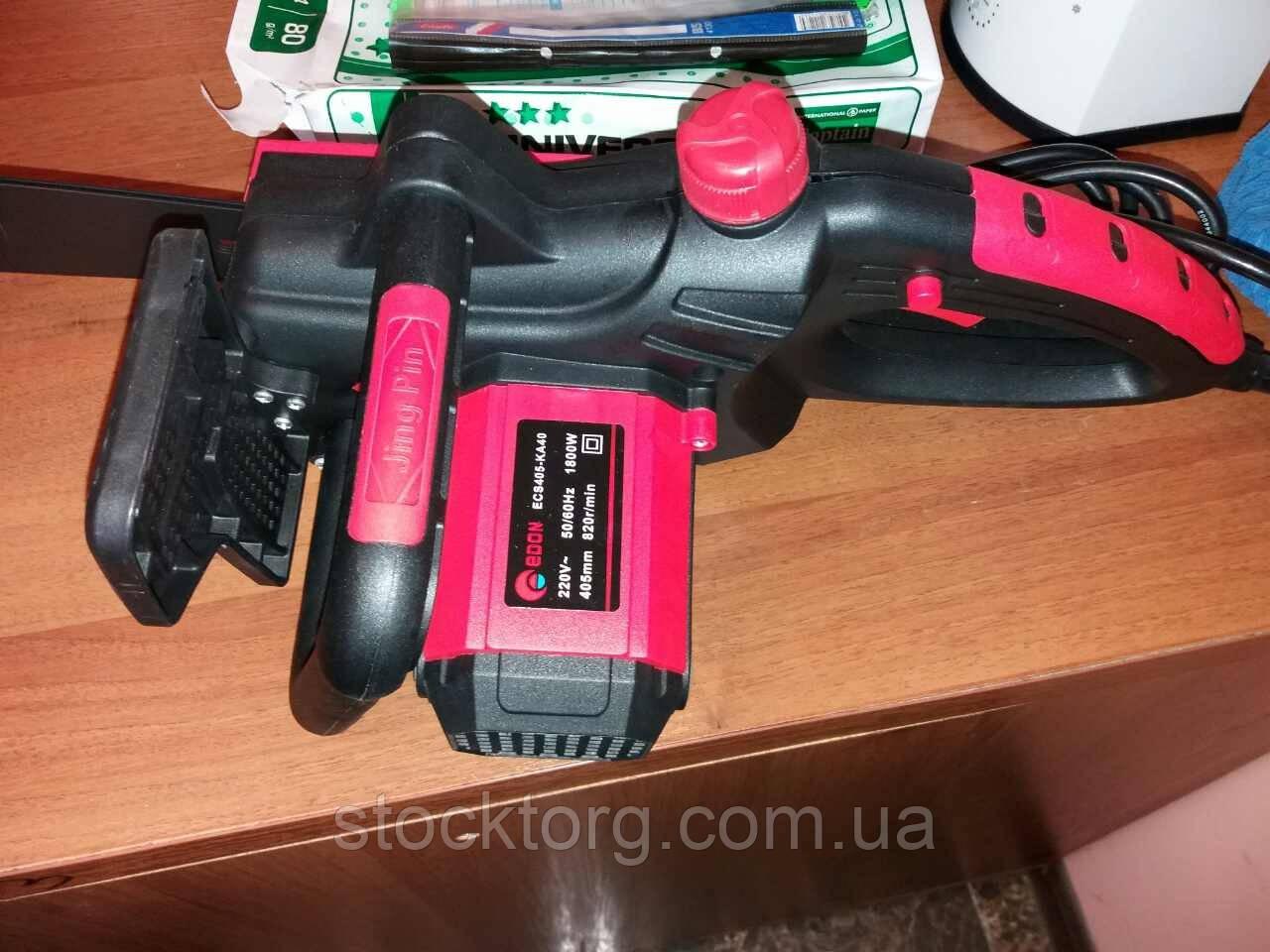 Пила ланцюгова електрична ECS405-KA40 (ESC-405/1800)