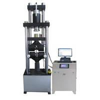 Разрывная машина (Гидравлическая универсальная испытательная машина на растяжение)
