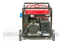 Генератор Weima WM7000E (7 кВт) 1 фаза, бензин, фото 2