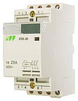 Контактор ST25-30 2S 25A 3HP 9кВт F&F