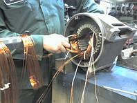 Ремонт электродвигателей марок : АИР, 4АМ, 5AM, MTM, MTF и других мощностью от 1 до 100 кВт.