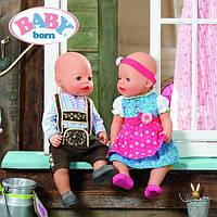 Baby Born Чудесный набор одежды для куклы 822852, фото 1