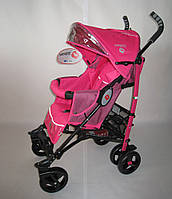 Прогулочная коляска Baciuzzi B4.6 pink