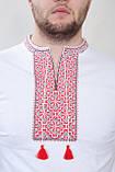 Мужская вышитая футболка , фото 2