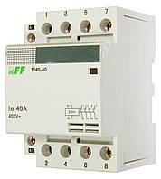 Контактор ST40-40 3S 40A 4HP 16кВт F&F