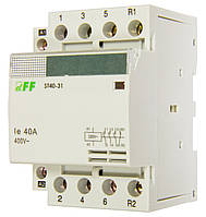 Контактор ST40-31 3S 40A 3НР+1НЗ 16кВт F&F, фото 1