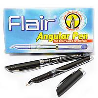 Ручка шариковая Flair левша черная