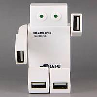 USB-Хаб Робот 4 порта