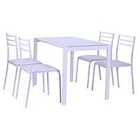 Комплект Тмин стол + 4 стула