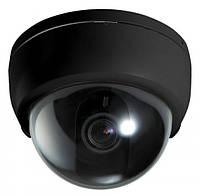 Видеокамера обманка круглая