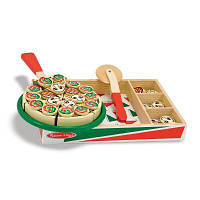 Melissa & Doug Пицца - деревянный набор (MD10167)