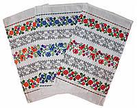 Кухонное полотенце лен №К-50