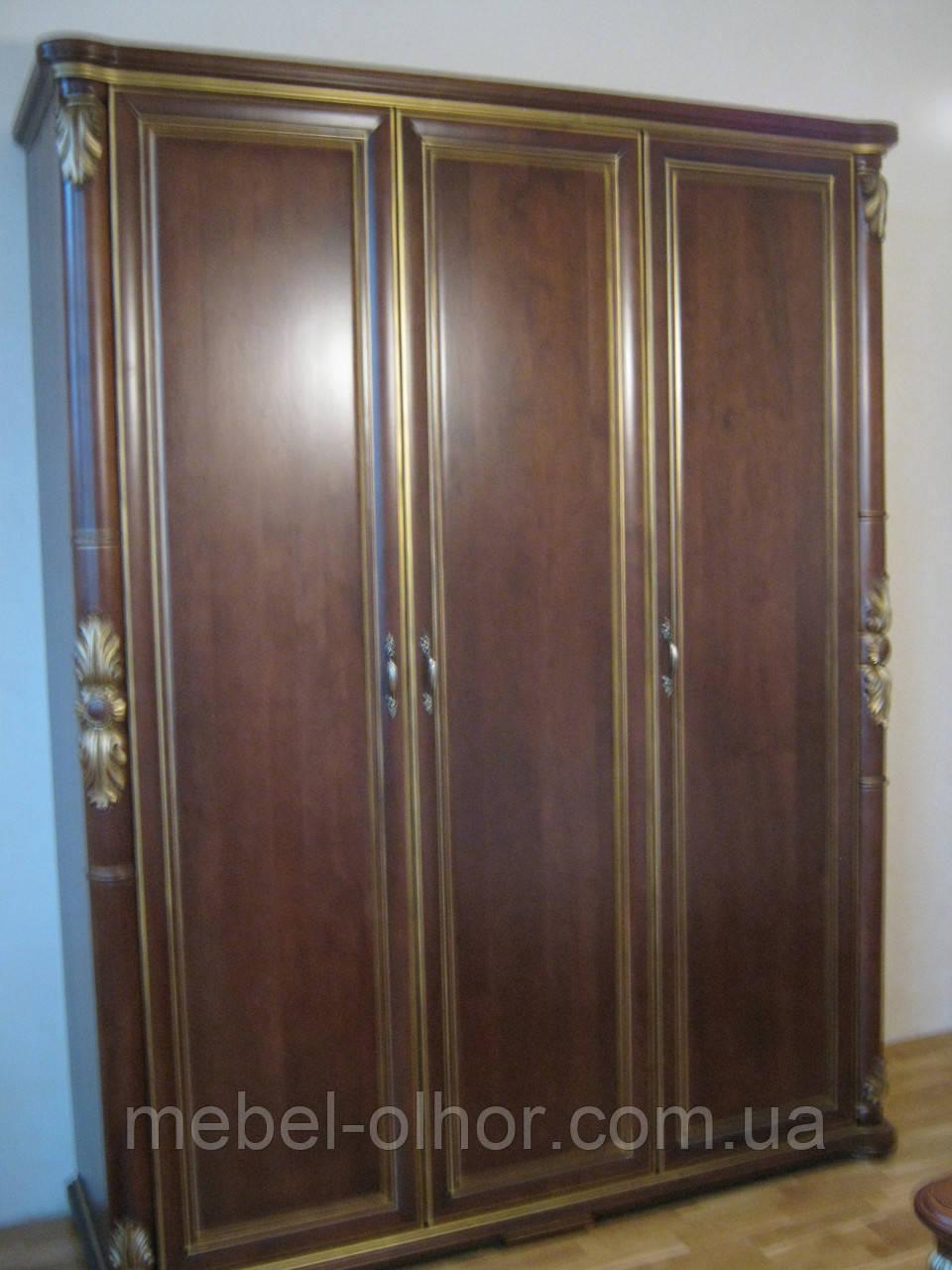 Шкаф из массива Корадо