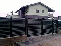 Забор «Жалюзи» Эксклюзив, фото 1