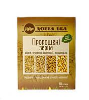 Пророщенные зерна в стиках, упаковка 100 г