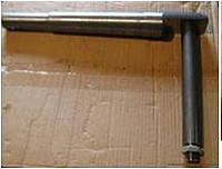 Зацеп косарки плигуб для роторной косилки Wirax