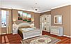 Кровать двуспальная 1.8 с М/Б Николь Світ Меблів, фото 2