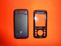 Корпус Sony Ericsson W395 черный