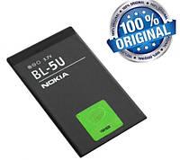 Аккумулятор батарея BL-5U для Nokia 120 5250 5330 5530 5730 6212 6216 6300i 6600 8800 C5-03 E66 E75