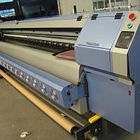 Широкоформатная печать баннера