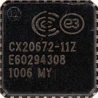 Микросхема Conexant CX20672-11Z