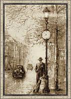 Набор для вышивания крестом Риолис Старая фотография. Ожидание 1611, фото 1