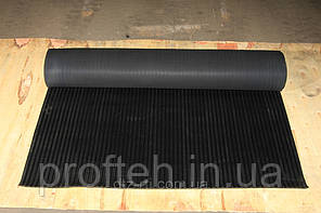 Дорожка резиновая (автодорожка) 3 мм х 1,2 м (полоска)