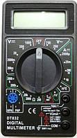 Мультиметр электронный dt - 832