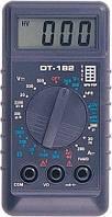 Мультиметр электронный dt - 182