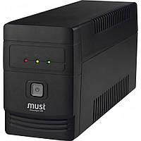 Источник бесперебойного питания PowerAgent 1060 USB Mustek (PowerAgent 1060)