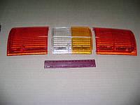 Стекло заднего фонаря левое комплект из 3-х частей  ГАЗЕЛЬ 2705