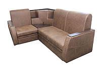 Ирен угловой диван со столиком