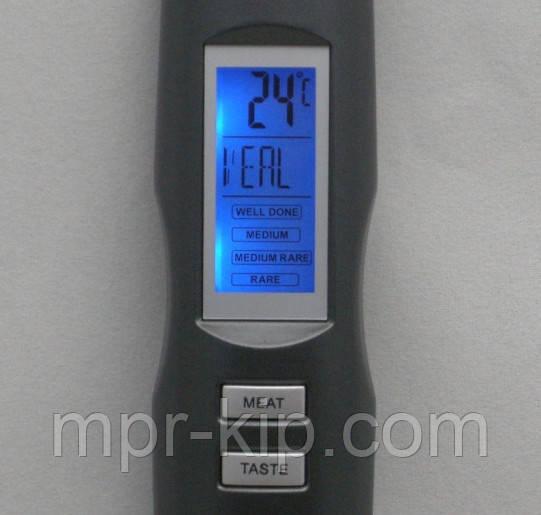 Инструкция Температуры По Термометру Мяса