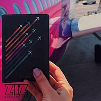 Обложка для паспорта Вылет