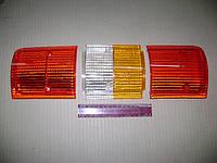 Стекло заднего фонаря правое комплект из 3-х частей ГАЗЕЛЬ 2705