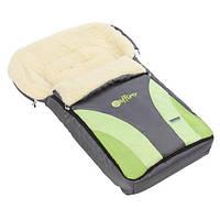 Спальный мешок-конверт на овчине Crocus № 24 Zaffiro (в ассортименте), Womar