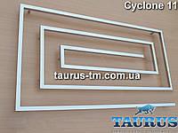 Супер-полотенцесушитель Cyclone 11/830х1400 мм. Большой размер в шикарную уборною или ванную комнату