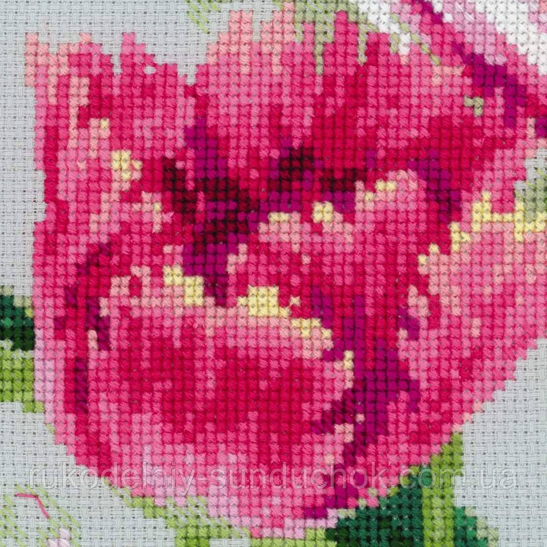 Вышивка тюльпан от риолис 919
