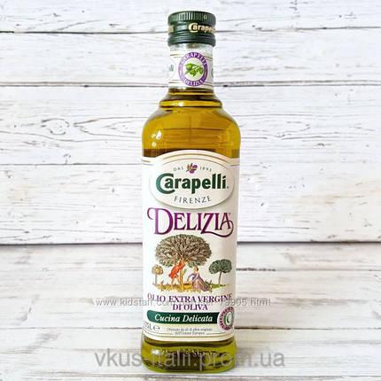 Оливковое масло Carapelli Firenze Delizia, фото 2