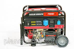 Дизельный генератор однофазный Weima WM7000CLE (7 кВт)