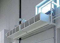 Водяная тепловая завеса Тепломаш КЭВ 175П5061W