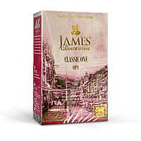 Чай черный листовой James & Grandfatfer 100g. OPA