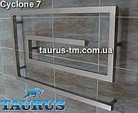 Нержавеющий CYCLONE 7/900 дизайнерский радиатор для стильного интерьера ванной комнаты